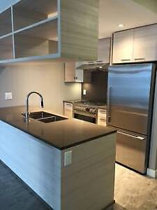 2BR 2Bath New Apartment beside Canada Line Brighouse Station