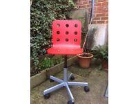 Ikea Jules Swivel Desk Chair