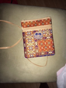 PURSE FROM THAILAND WITH AESTHETIC DESIGN!