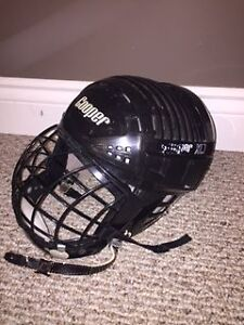 Original Vintage Retro Cooper XL7 Hockey Helmet
