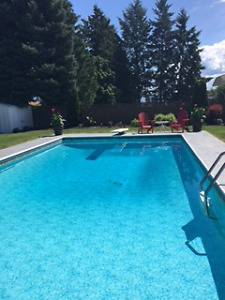 SWEET SUITE IN WEST KELOWNA WITH POOL CLOSE TO LAKE