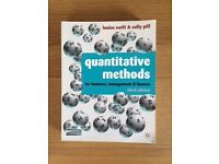 Quantitative Methods for Business, Management & Finance 3rd Edition