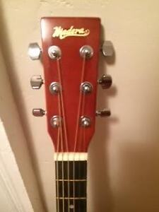 Like New Madera Guitar - Excellent condition!!