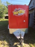 That Hot Dog Stand