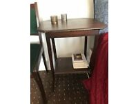 Preloved Antique Wooden Table