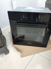 Bosch Serie 4 HBA13B160B single Electric Oven