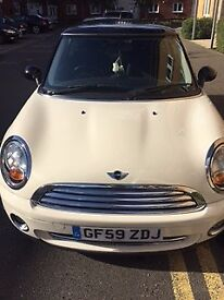 Mini Cooper 3dr Lovely Condition (Firm Price, do not contact me to negotiate)