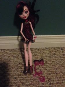 Monster High Dolls!!