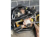 JCB Beaver hydraulic breaker, Gun and Hoses included