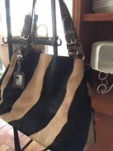 Robert Pietri Leather Handbag Mandurah Mandurah Area Preview