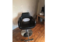Hairdressing Chairs for Salon Use in good condition