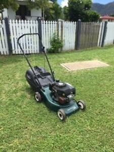 Lawn mower/ w catcher Rasmussen Townsville Surrounds Preview
