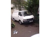L reg 1993 Toyota lite ace £650 for every thing