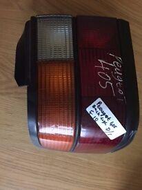 Peugeot 405 rear light O/S