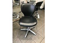 Hairdressing Salon Styling Chairs (Hydraulic) Excellent Condition