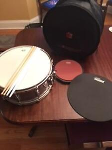 Snare Drum and Accessories