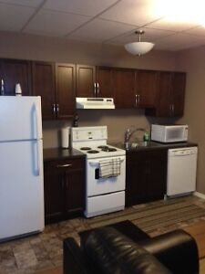 Fully furnished 1 bedroom basement suite all inclusive