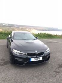 BMW 4 SERIES 3.0 M4 2d AUTO 426 BHP HEAD-UP DISPLAY