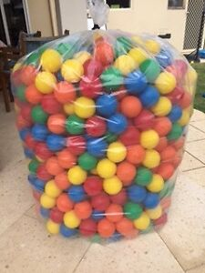 Playpen balls - kids play balls Glengowrie Marion Area Preview
