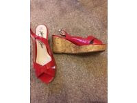 Collection of ladies limited edition shoes size 5.5