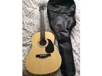 Acoustic Guitar ideal for a beginner