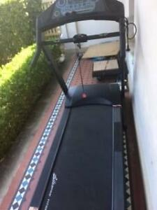 URGENT SALE. LIFESPAN GYM TREADMILL - PICK UP BY THIS WEEKEND! Marrickville Marrickville Area Preview