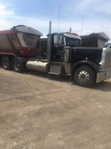 Heavy Spec Pete and Western Star