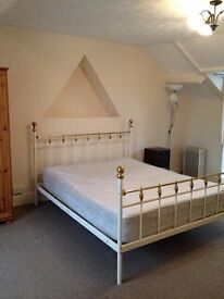 Huge attic room with ensuite