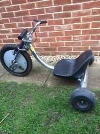 3 wheeler tricycle