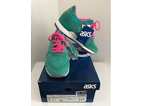 ASICS Gel Lyte III All Weather Tropical Green Size UK 8