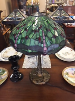 TIFFANY STYLE TABLE LAMP Ottawa Ottawa / Gatineau Area Preview