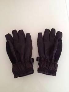 Mens Burton Snow Gloves Balaclava Port Phillip Preview