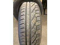 Uniroyal Tyres X2 195/65R15H as new