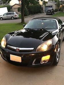 2008 Saturn Sky Red Line Turbo Convertible