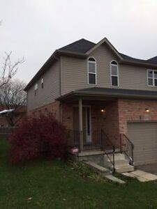 Lovely 3BR Townhouse in GREAT NEIGHBORHOOD for rent. Kitchener / Waterloo Kitchener Area image 2