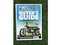 The Classic Bike Buyer's Guide.