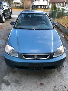 1998 Honda civic ex auto 206000kms