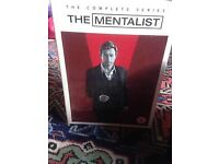 The Mentalist complete series