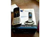 For sale BT2200 Digital Cordless phone with nuisance call blocker