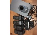 Logitech X-540 Surround Sound System