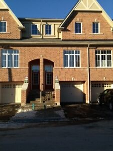 New 3 bedrooms with full basement TownHouse - at Rymal