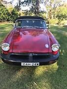 MGB 1976 Roadster Moorland Greater Taree Area Preview