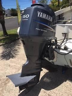Yamaha F150 XL