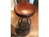 Vintage Industrial Style Bar stools