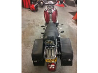 Harley Davidson Dyna low rider, 1340cc, 13000 miles, just serviced.ready to ride.