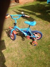 Childs Thomas the Tank bike