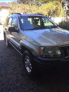 2000 WJ Jeep Grand Cherokee