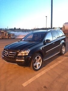 2012 Mercedes-Benz GL-Class Grand Edition pkg SUV, Crossover