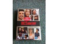 Grey's Anatomy Season 1 Collector's Edition DVD - NEW