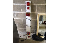 Cycle Carrier Bike Rack Trailer Lighting Board - only used once
